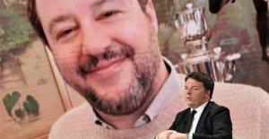 Salvini se abre para el gobierno de unidad: ¡Fuera con el Conde y la Liga está ahí para acompañar al País a votar. Y las salas de el Quirinal