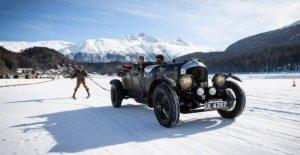 San Moritz, el concours d'elegancia y el chic del mundo