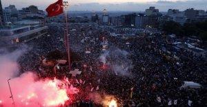 Turquía, absolvió a los acusados de la revuelta de Gezi Park