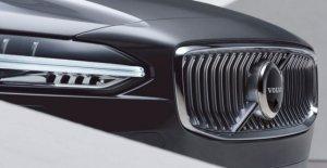 Volvo Precepto, este es el futuro de lujo