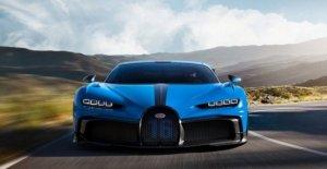 Bugatti show entre la tradición y la innovación tecnológica