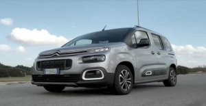 Citroen Berlingo, las...
