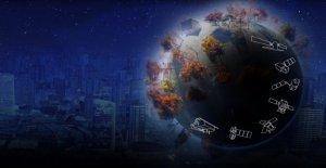 Coronavirus espacial tecnologías para combatir la epidemia