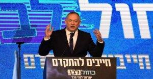 Israel, Gantz elegido presidente de la Knesset con los votos del Likud: el partido se divide
