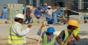 Qatar, explota el coronavirus entre los trabajadores migrantes: cientos de casos positivos en la zona industrial de Doha