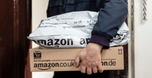 Amazon UK sitio web desfigurado con el abuso racista