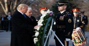 Bloomberg ayudante de golpe para el uso de la foto de otro día para reclamar el Triunfo golfed en el Memorial Day