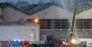 Bombardier incendio ser tratado como un accidente
