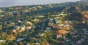 Colinas de Hollywood partes de la casa saliendo de las manos durante el brote de coronavirus, la policía de los ángeles advierte
