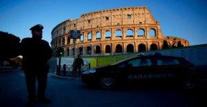 Coliseo de roma para volver a abrir en junio, después de que el coronavirus se mantuvo cerrado durante meses