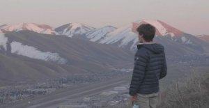 Cómo el pequeño pueblo de esquí...