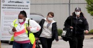 Como empleado de vigilancia se extiende a los trabajadores de los hogares y de la salud, véase algunos de los derechos civiles de la amenaza