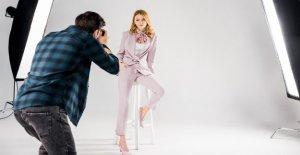 Cómo la industria de la moda va a estar seguro cuando se fotografía studios abrir: expertos