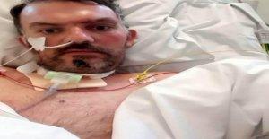 Coronavirus infectados por el hombre recupera después de 50 días de ventilador: informe