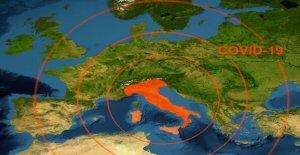 Coronavirus muertes en Italia, en gran medida entre los ancianos, las condiciones subyacentes
