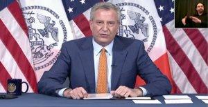 De Blasio promesas, independiente de revisión  después de la anti-cop disturbios en la Ciudad de Nueva York