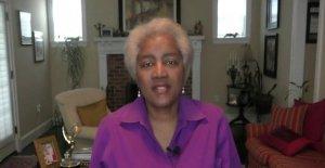 Donna Brazile llama a la unidad después de que George Floyd protestas se tornan violentas: Nosotros somos un pueblo'