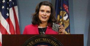 El aumento de COVID-19 pruebas en Michigan...