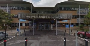 El personal del hospital se cierran por Covid-19 casos 'preocupado'