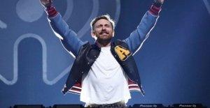 En el estado de nueva york de la mente, Guetta lanza de virus alivio concierto
