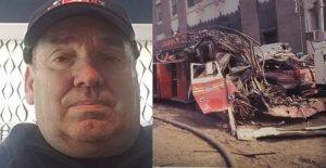 En medio de coronavirus, los ecos de 9/11 para el hermano de bombero caído