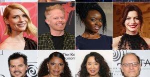 Estrellas para venir a apoyar a nueva york en El Teatro Público de