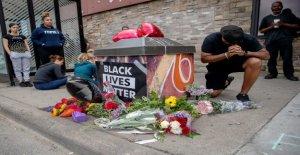 George Floyd muerte: la Fe de los líderes de la llamada para la oración en medio de violentos disturbios en Minneapolis