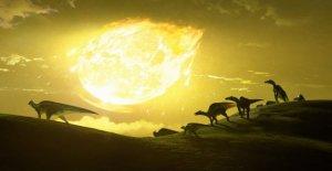 Gigantesco asteroide que mató a los dinosaurios se estrelló contra la Tierra en 'más mortífero los ángulos posibles, el estudio revela