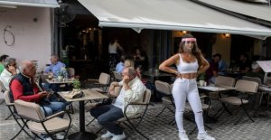 Grecia: los Turistas provenientes de 29 países, puede volar en 15 de junio de