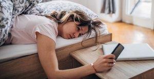 He aquí por qué estamos tan maldito cansado, según una nueva encuesta