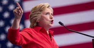 Hillary Clinton acusa Triunfo de  la llamada de la violencia en contra de ciudadanos Americanos con Minneapolis tweet