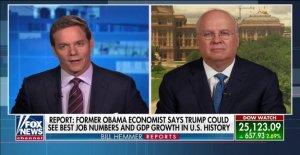 Karl Rove: la Gente quiere ver y escuchar un poco más  de Biden como coronavirus sale en los titulares