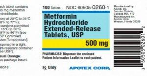 La FDA encuentra que la contaminación en varias marcas de la droga de la diabetes