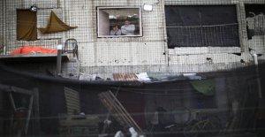 La enfermedad que comenzó entre ricos turnos para los pobres de América latina