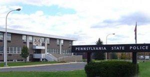 Ladrón roba Pennsylvania tienda de armas, sale de detrás de la bomba de fabricación casera