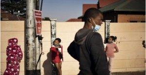 Líder sudafricano dice brote va a empeorar
