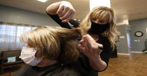 Lo que se peluquerías, barberías en post-cuarentena de América?
