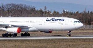 Lufthansa está de acuerdo €9bn acuerdo de rescate con Alemania