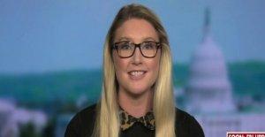 Marie Harf slams Triunfo de los medios sociales de la orden ejecutiva como el agravio de la política, la oferta de 'troll de Twitter'