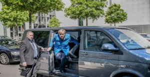 Merkel no asistir a la cumbre del G7 en persona si NOS va delante