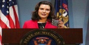 Michigan Gob. Whitmer reclamaciones marido informó el barco de la solicitud era un intento fallido de humor'