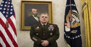 Militares de EE.UU. para la prueba de tropas para coronavirus anticuerpos, superior general dice