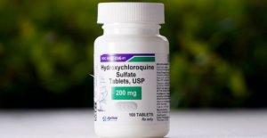Naciones unidas virus de la prueba de la terapia pausas hidroxicloroquina pruebas
