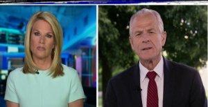 Navarro explosiones Biden, acusa a los ex-VICEPRESIDENTE de gasto de los años de Obama 'toadying y mostrándose servil' a China