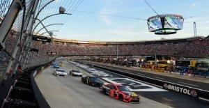 Que ha ganado la mayoría de la NASCAR Cup Series de carreras en el Bristol Motor Speedway?