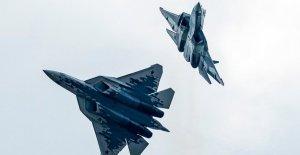 Rusia edificio bombardero stealth capaces de llevar armas hipersónicas, dice informe