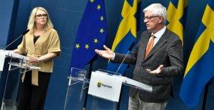 Suecia firmes en la estrategia como el virus de peaje, continúe en aumento