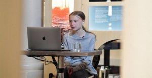 Thunberg regaña a los Daneses por el vertimiento de aguas residuales en el estrecho de