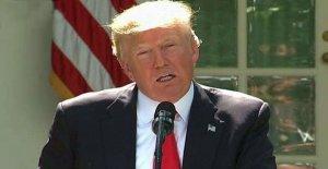 Trump NOS anuncia 'la terminación de la relación con los QUE