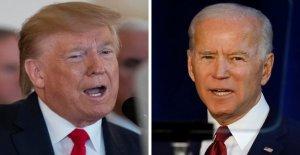 Trump golpea a Biden por la gripe porcina, como Dem la campaña de martillos coronavirus respuesta